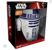 R2D2 stick to wall lamp Toronto