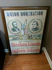 Union Nomination poster Boiling Springs, 29316