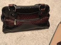 Vittorio Brown Leather Purse Edmonton, T6X 0Z2