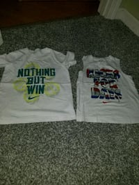 KIDS NIKE SHIRTS SIZE 4 Fountain Inn, 29644