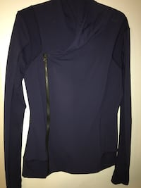 black zip-up jacket lululemon  Regina, S4S 3A2