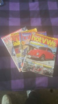 Hot VW and VW trends magazines  Compton, 90220