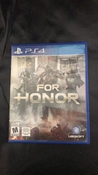 PS4 games fallout and for honour Toronto, M1P