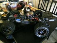 Remote control car with extra wheels and body Edmonton, T5A 0Z8