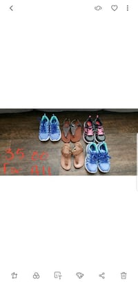 Girls shoes Jacksonville, 32210