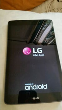In perfect condition  LG Gpad phablet  Regina, S4N 5E4