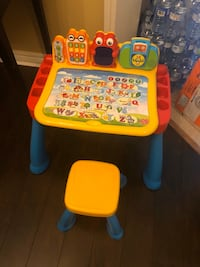 Touch & Learn Activity Desk Deluxe