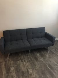 Brand new ashblack/grey futon (sofa bed) Silver Spring, 20902