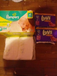 Size nb diapers  Charles Town, 25414
