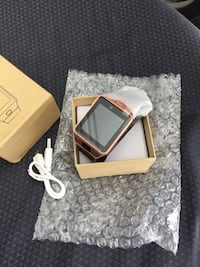 Gold Colored Bluetooth Smart Watch Edmonton, T6V 0A4