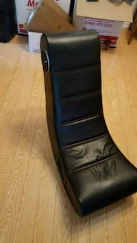 V Rocker gaming chair. Courtice