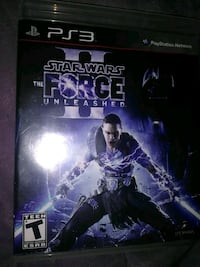 Star Wars The Force unleashed 2 Mounds View, 55112