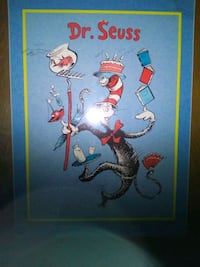 Dr. Seuss painting