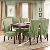 Dining Chair Cover (2) State Line