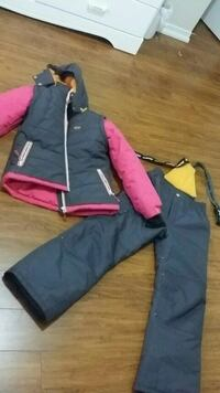 Snow suit for 12 year old girl