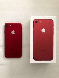Iphone 7 128GB PRODUCT RED Oslo, 0171