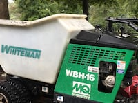 Multiquip Whiteman 16 concrete / cement buggy Chantilly, 20151