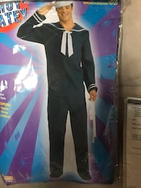 Men's Sailor costume  Cleveland, 37312