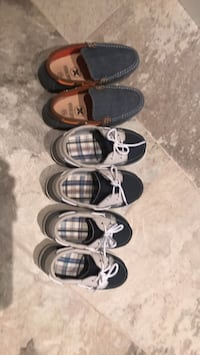 Boys shoes/loafers Vaughan, L4J 0G5