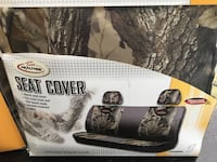 Camouflage truck seat Covers 2 sets
