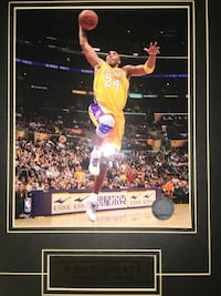 Kobe Bryant's lakers picture Moreno Valley, 92553