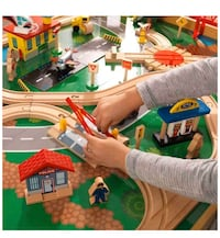 KidKraft Train Set table