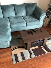 Couch and Rug for sale Chicago, 60606
