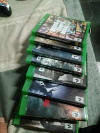 8 xbox one games Bell Gardens, 90201
