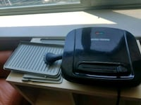 George Foreman Grill, GRP99 Grilleration Chicago, 60606