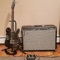 Fender JA-90 & Fender Champion 100