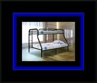 Full Twin bunkbed frame Rockville, 20847