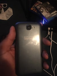 Black  Alcatel  one touch android smartphone Columbus, 43205