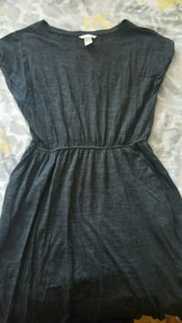 H&M Grey Basic Dress Toronto, M9P 1A9