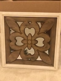 Brown wooden framed wall decor Bryans Road, 20616