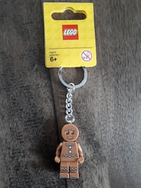Lego gingerbread keychain movie Longueuil, J4M 1R7