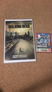 The walking dead dvd case Watertown, 53098