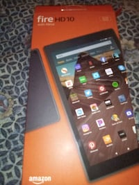 Fire HD10 with Alexa brand new only took out box Severn
