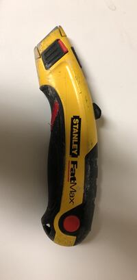 yellow and black Stanley FatMax handheld power tool Glendale, 91202