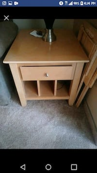 2 bookcases, 2 end tables and coffee table Mesa, 85210
