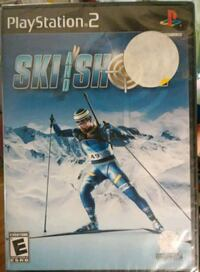 Nip PlayStation Ski and Shoot Game Albuquerque, 87109