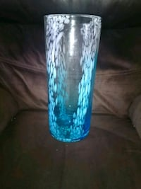 Nice large blown glass vase Troy, 63379