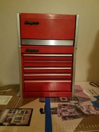MINIATURE (DEMO SIZE) SNAP-ON TOOLBOX! Patterson, 95363