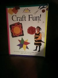 CRAFT FUN! FOR KIDS .ACTIVITY BOOK 92 PROJECTS West Fargo
