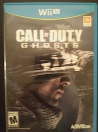 Call of Duty Ghosts for Wii U Vaughan, L4L