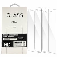 Glass Screen Protector For iPhone X/ XS/ XR/ 11/ 11 Pro/11 Pro Max 福尔斯彻奇