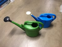 2 outdoor watering cans - 2 gal Arlington, 22209