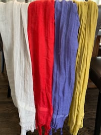 Love Quotes Scarves - $24 Each Clive, 50325