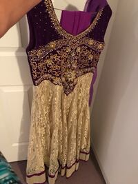 Dress Bollywood / Indian - small - medium size New Westminster, V3L 3C2