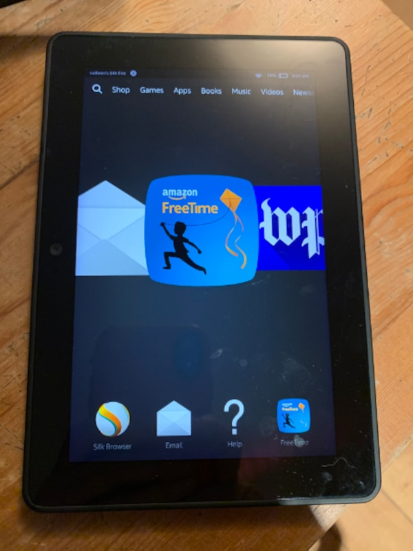 innovative design ee3be 5ac1a Kindle Fire HDX 3rd Generation, 32GB w/ standing case - Excellent