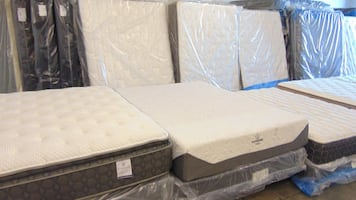 Truck Load KING Mattress Clearing Event